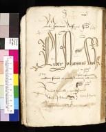 Autograph and pen-trials
