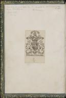 Inside upper cover binding