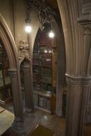 Historic Reading Room: Study Alcove