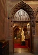 Historic Reading Room: Entrance