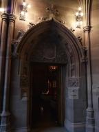 Rylands Gallery entrance
