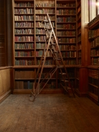 Tract Gallery: Library ladder