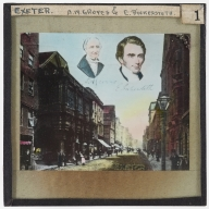 Exeter. A.N. Groves and E.Bickersteth