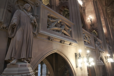 Historic Reading Room: Luther