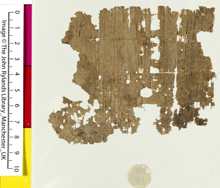 Historical Fragment