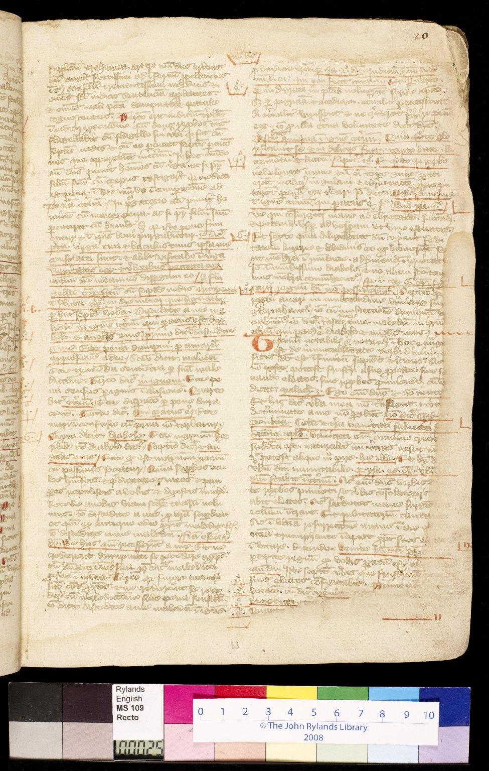 Sermons in Latin