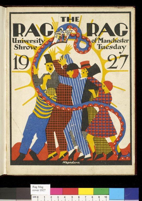 Rag Rag, 1927