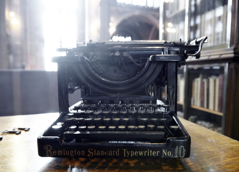 Remington Typewriter, Standard no.10